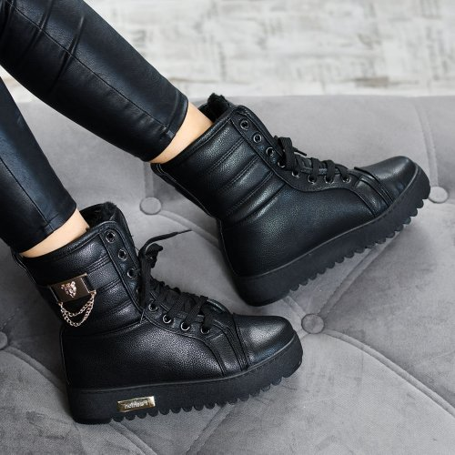 GHETE BLACK MSP05