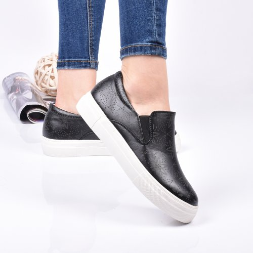 ESPADRILE BLACK SP281