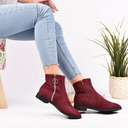 GHETE BORDO SUEDE KIN2